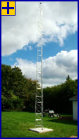 Installed Universal Tower